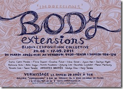Flyer Body extensions