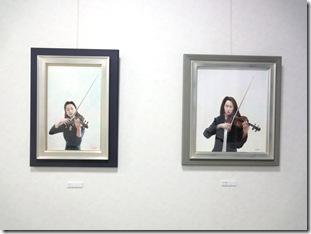 田中佐知男 絵画展