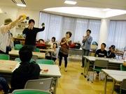 夢トピアいきいき教室 『フェルトのコースターつくり』