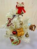 いきいき教室 クリスマスツリーづくり
