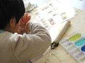いきいき教室 モザイク・オーナメント