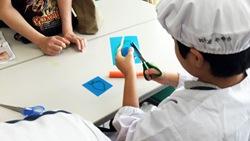 いきいき教室 マイ デザイン ラング・ド・シャ
