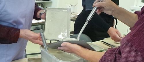 あいあいプラザ 陶芸体験教室
