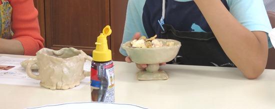 児童デイの試行アイスクリーム