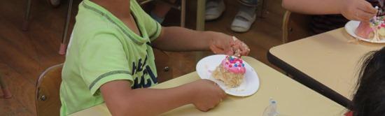 きく組さんのケーキやさん