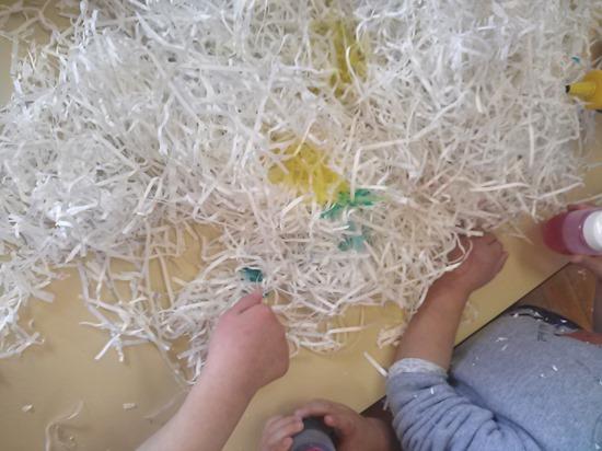 幼児遊びと工作