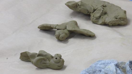 造形アート陶芸体験