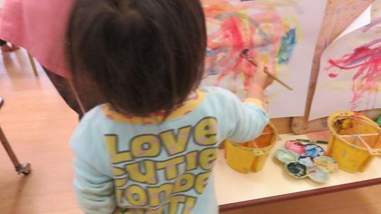 くま絵具で遊ぼう (2)