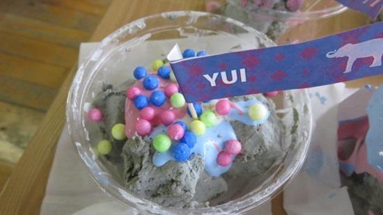 アイスクリームやさんごっこ (19)