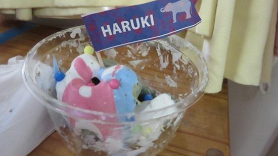 アイスクリームやさんごっこ (3)